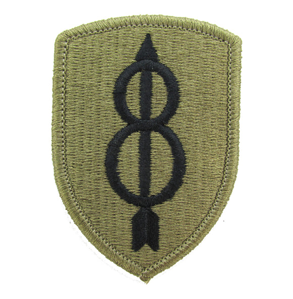 8th Infantry Division OCP Patch