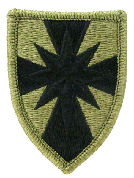8th Theater Sustainment Command OCP Patch