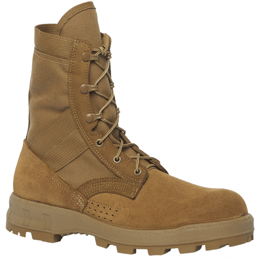 Belleville BURMA 901 V2 Men's Lightweight Jungle/Tropical Boots - Coyote