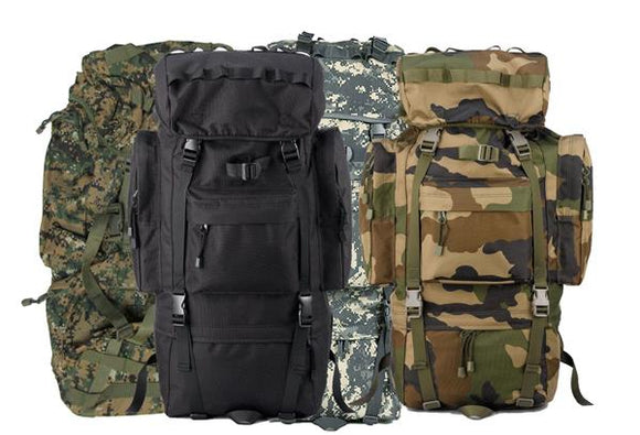 Military Uniform Supply Mountaineering Rucksack