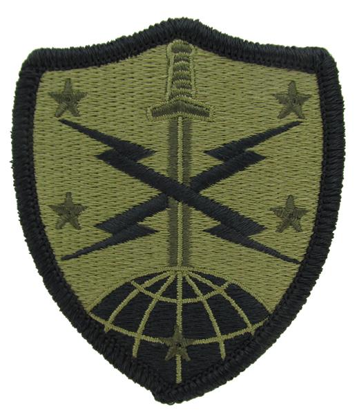 91st Cyber Brigade OCP Patch - Scorpion W2