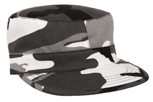 CLEARANCE - City Camo Patrol Cap