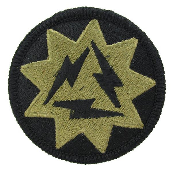 93rd Signal Brigade OCP Patch - Scorpion W2