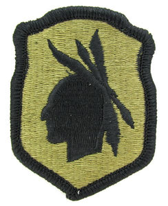 98th Division OCP Patch - Scorpion W2