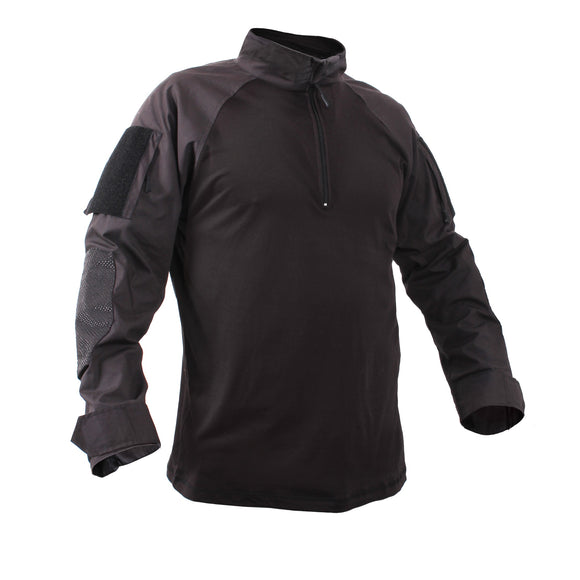 Rothco 1/4 Zip Military Fire Retardant NYCO Combat Shirt