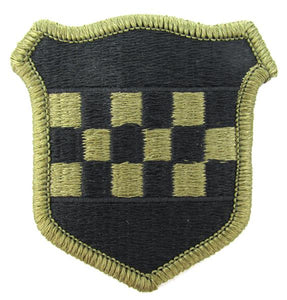 99th Regional Support Command OCP Patch - Scorpion W2