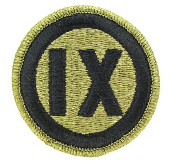 9th Corps OCP Patch - Scorpion W2
