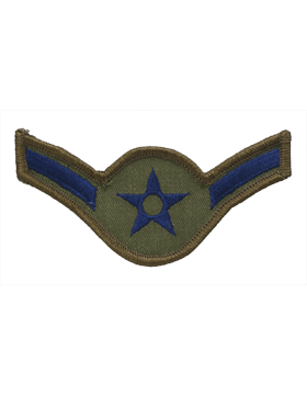 U.S. Air Force Chevrons for Enlisted - Desert USAF Rank
