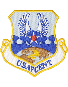 Air Force Central (USAFCENT) Patch - New Style