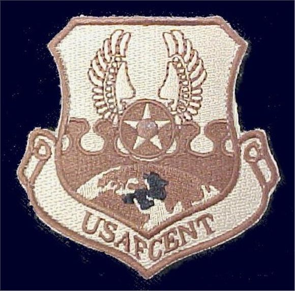 Air Force Central (USAFCENT) Desert Patch
