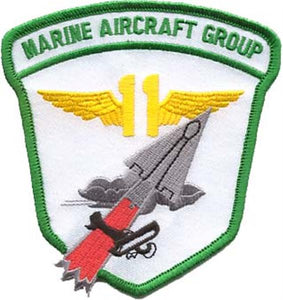 MAG-11 MCCUU Air Wing Patch