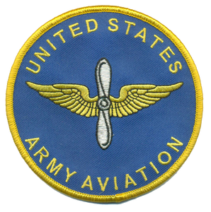 U.S. Army Aviation Novelty Patch