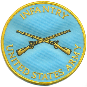 U.S. Army Infantry Novelty Patch