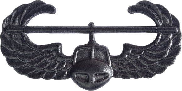 U.S. Army Air Assault - Black Metal Pin-On