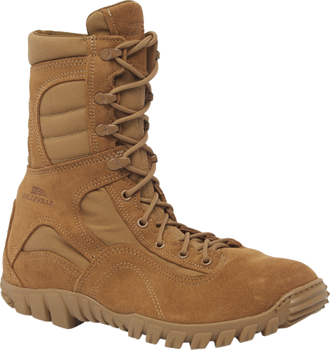 Belleville SABRE C333 Men's Hot Weather Hybrid Assault Boots - Coyote