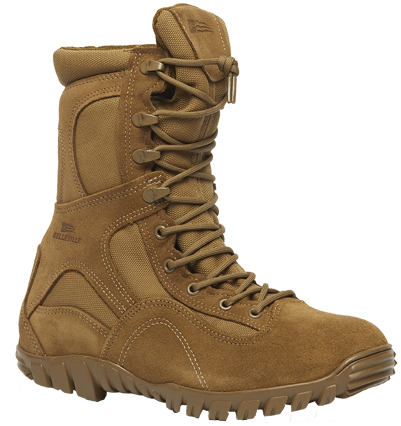 Belleville C793 Waterproof Assault Flight Boots - Coyote