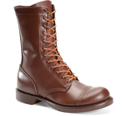 Corcoran CV1516 10 Inch Original Ladies Jump Boots - Brown