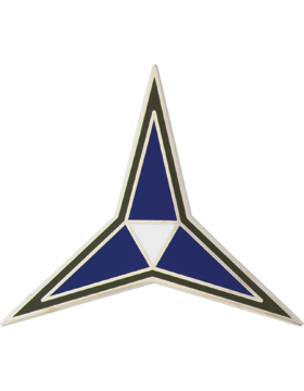 3rd Corps CSIB - Army Combat Service Identification Badge
