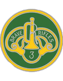 3rd ACR BCT CSIB - Army Combat Service Identification Badge