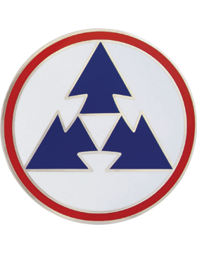 3rd Sustainment Command CSIB - Army Combat Service Identification Badge