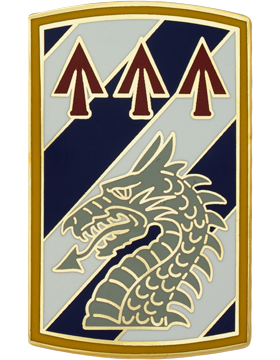 3rd Sustainment Brigade CSIB - Army Combat Service Identification Badge