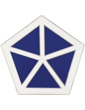 5th Corps CSIB - Army Combat Service Identification Badge