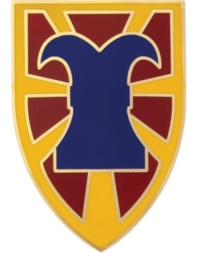 7th Sustainment Brigade CSIB - Army Combat Service Identification Badge