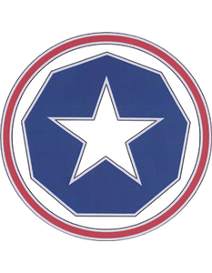 9th Support Command CSIB - Army Combat Service Identification Badge