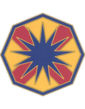 13th Sustainment Command CSIB - Army Combat Service Identification Badge