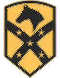 15th Sustainment CSIB - Army Combat Service Identification Badge
