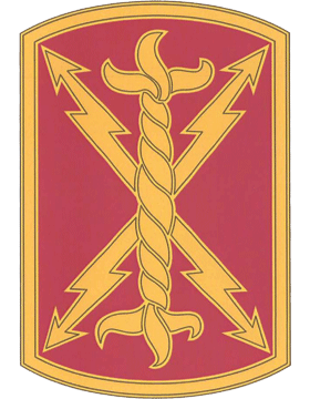 17th Field Artillery Brigade CSIB - Combat Service Identification Badge CSIB - Army Combat Service Identification Badge