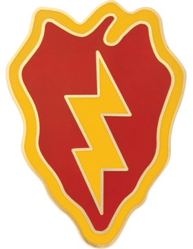 25th Infantry Division CSIB - Army Combat Service Identification Badge