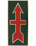 32nd Infantry Brigade CSIB - Army Combat Service Identification Badge