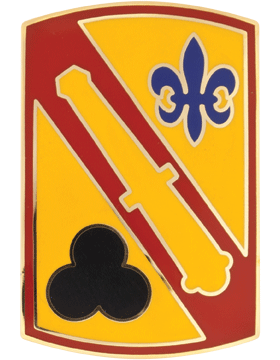 42nd Field Artillery CSIB - Army Combat Service Identification Badge