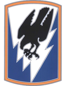 66th Aviation Command CSIB - Army Combat Service Identification Badge