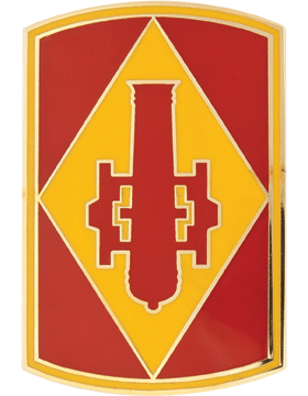 75th Fires Brigade CSIB - Army Combat Service Identification Badge