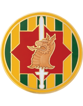 89th Military Police CSIB - Army Combat Service Identification Badge