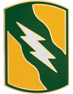 155th Armored Brigade CSIB - Army Combat Service Identification Badge