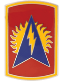 164th ADA CSIB - Army Combat Service Identification Badge