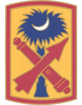 263rd ADA CSIB - Army Combat Service Identification Badge