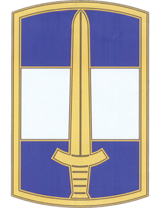 308th Civil Affairs CSIB - Army Combat Service Identification Badge