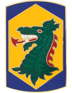 404th Chemical Brigade CSIB - Army Combat Service Identification Badge