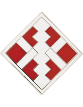 411th Engineer Brigade CSIB - Army Combat Service Identification Badge