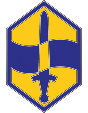460th Chemical Brigade CSIB - Army Combat Service Identification Badge