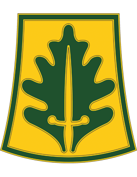 333rd Military Police Brigade CSIB - Army Combat Service Identification Badge