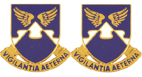 4th Aviation Battalion Distinctive Unit Insignia - Pair