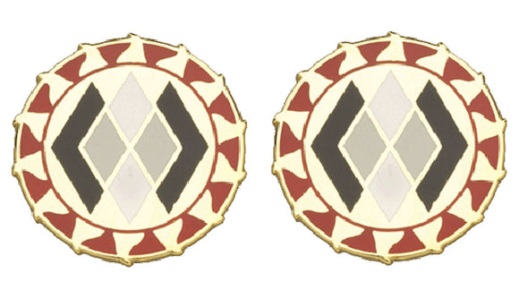 14th PSYOPS Battalion Distinctive Unit Insignia - Pair