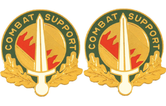 16th MP (Military Police) Brigade Distictive Unit Insignia - Pair