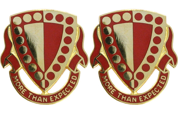 19th Maintenance Battalion Distinctive Unit Insignia - Pair