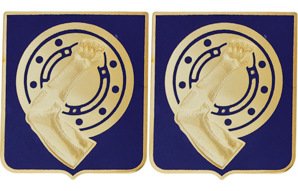 34th Armor Battalion Distinctive Unit Insignia - Pair
